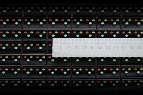 Oi LED P16 DIP