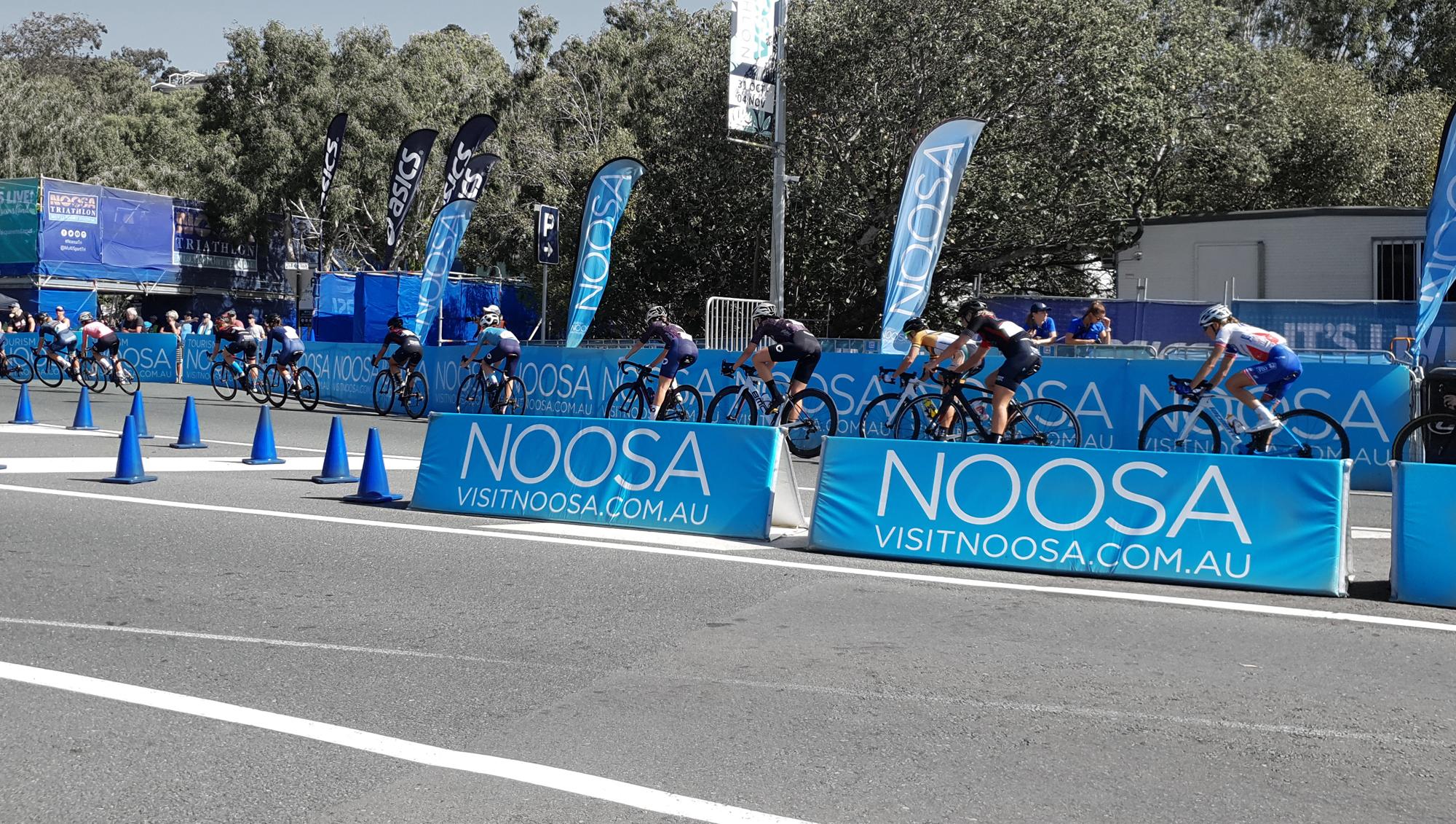 2018 Noosa Triathlon