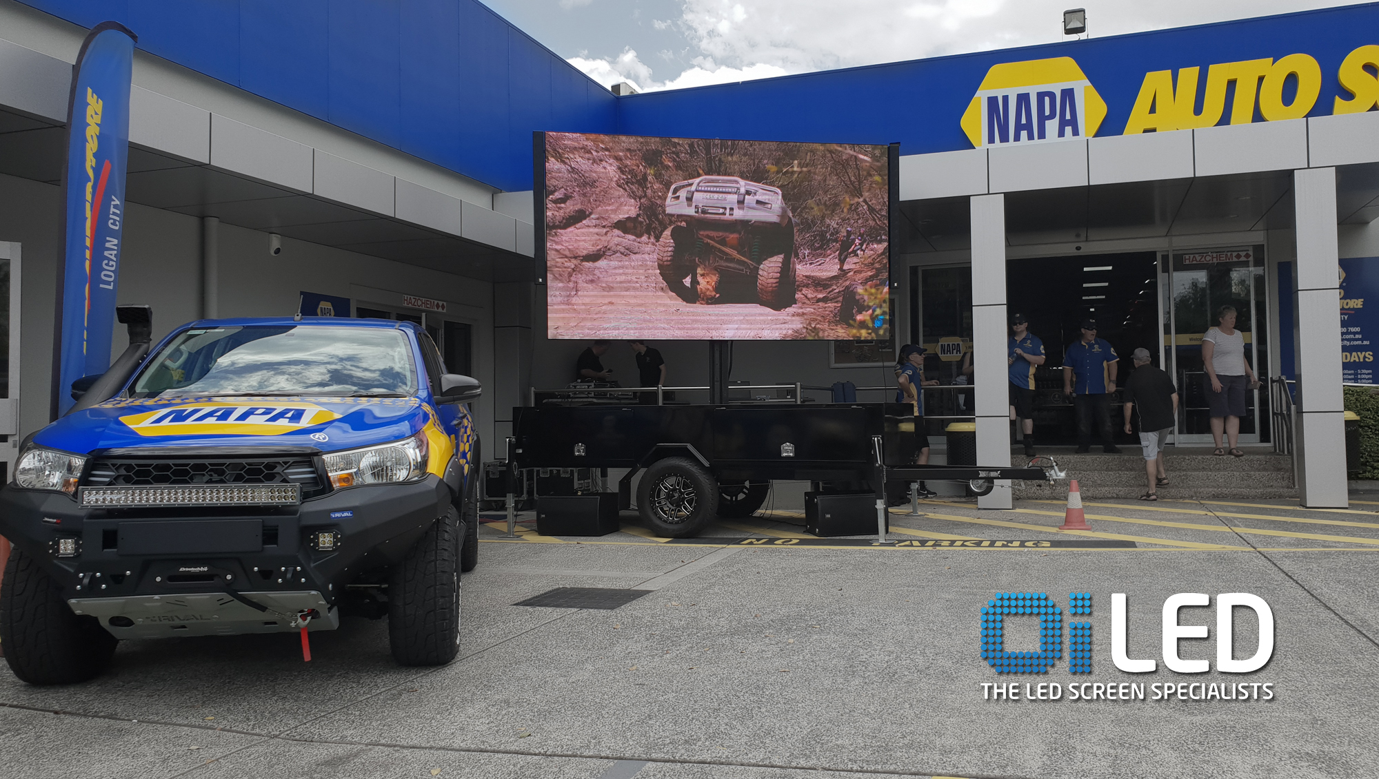 NAPA Offroad Expo