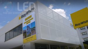 Ray White Alderley Wall Sign